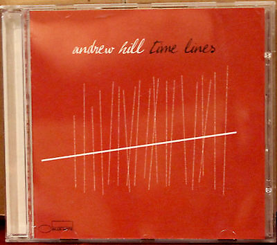 BLUE NOTE CD 0946-3-35170-2-8: ANDREW HILL - Time Lines - 2006 USA