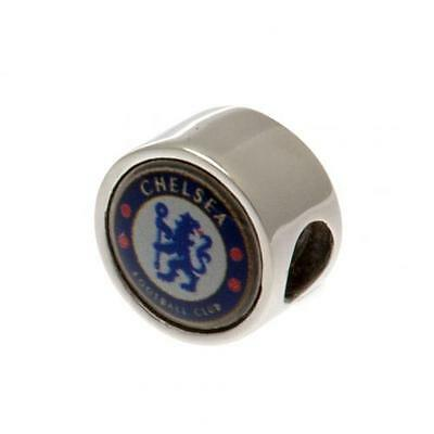 Official Licensed Football Product Chelsea Charm Crest Pandora Gift Box New