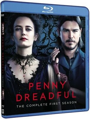 Penny Dreadful: The Complete First Season [New Blu-ray] 3 Pack, Ac-3/Dolby Dig