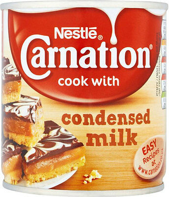 Nestle Carnation Sweetened Condensed Milk (397g) FREE UK DELIVERY