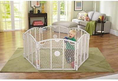 Play Portable Yard Baby Playpen Outdoor Indoor Safety Infant Folding Toddler