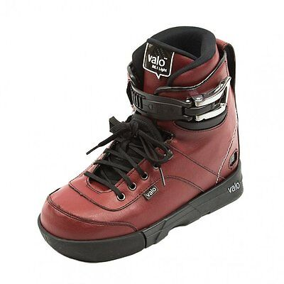 Valo BS1 Light Carbon Aggressive Boot - Maroon - UK9