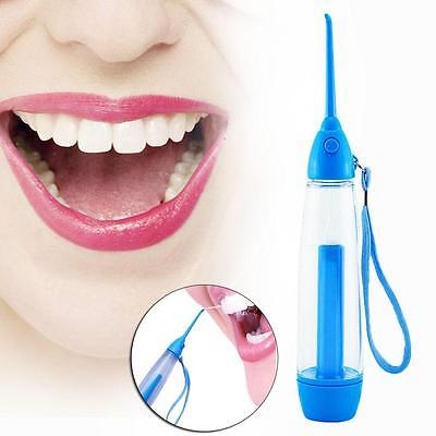 Flosser eau 1x dents Portable dentaire Oral Irrigator Floss Cleaner Cordless AH