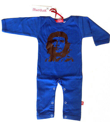CHE CLASSIC Baby Playsuit blue by Stardust
