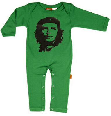 CHE CLASSIC Baby Playsuit green by Stardust