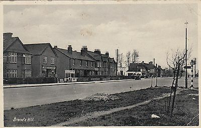 Brand's Hill, Slough, Bucks, old postcard, posted 1941