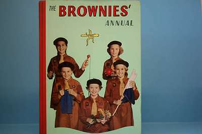 The Brownies' Annual 1961. Published 1960 Girl Guides Association Good Book