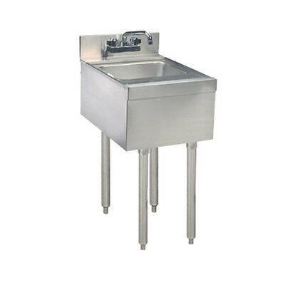 "Advance Tabco CR-HS-15 15"" Underbar Hand Sink"