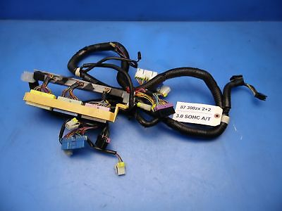 84-89 NISSAN 300ZX Z31 OEM gauge cluster dash wiring harness ... on electrical harness, pet harness, pony harness, suspension harness, dog harness, oxygen sensor extension harness, battery harness, engine harness, obd0 to obd1 conversion harness, fall protection harness, cable harness, maxi-seal harness, amp bypass harness, radio harness, nakamichi harness, safety harness, alpine stereo harness,
