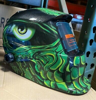 ABS New Auto Darkening Welding Helmet!!! hood! certified mask cheater-lens-ready