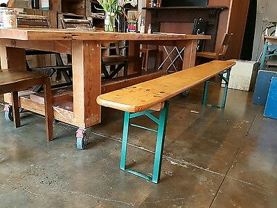 vintage industrial Table  restaurant cafe bar bench Counter