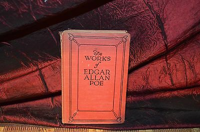 The Works of Edgar Allan Poe 1904 Commemorative Edition Volumes IX