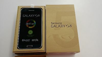 NEW Unlocked Samsung Galaxy S5 SM-G900A 16GB BLACK (AT&T) G900A