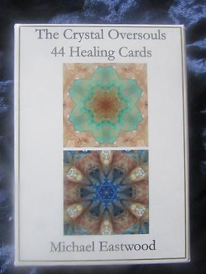 The Crystal Oversouls. 44 Healing Cards. - Very Rare