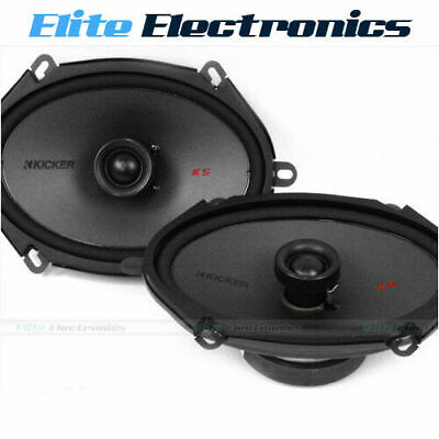 "Kicker 40Css654 Cs Series 6-1/2"" 300W Car System Component Split Speakers 6.5"""