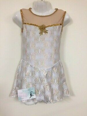 Ice Skating/ Dance Costume Girls  Size 8 New