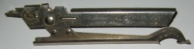Vaughan Master Opener Chicago Pat. No. 177041 29 Cent, opener and lid lifter