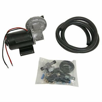 Right Stuff Detailing EVP01 Vacuum Pump 12 V DC Black Hose Kit