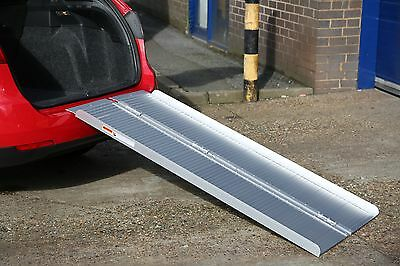 EX-DEMO Portable Folding Wheelchair Ramp 5ft