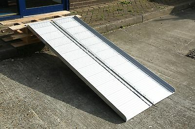 EX-DEMO Portable Folding Wheelchair Ramp 6ft