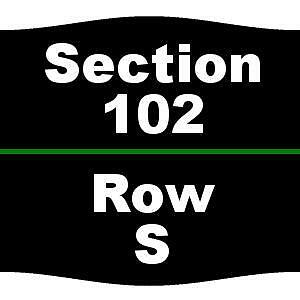 1-5 Tickets Eric Church 2/3/17 American Airlines Center