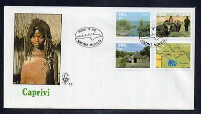 South Africa 1986 Caprivi Fdc