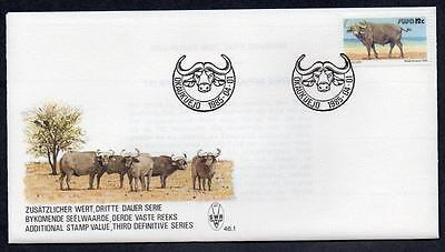 South Africa 1985 Definitive FDC