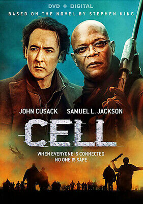 Cell [New DVD]