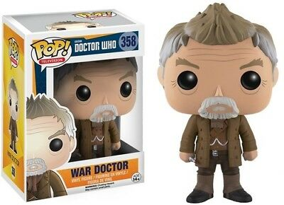 Dr. Who - War Doctor Funko Pop! Television Toy