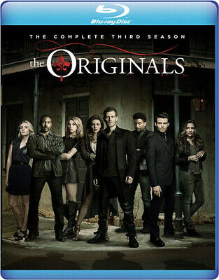 The Originals: The Complete Third Season [New Blu-ray] Manufactured On Demand
