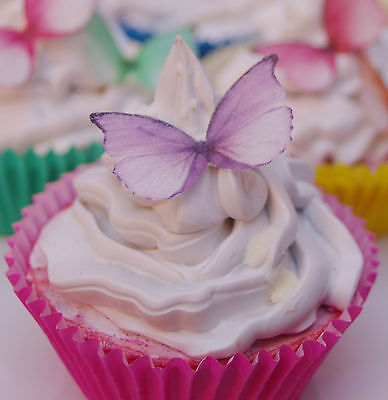 Edible Butterfly Cake Decoration Magic Valentines Love  Princess 30pc