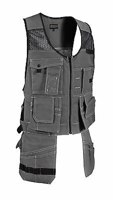 Blaklader Heavy Duty Work Tool Vest with Multi Pockets - 31001370