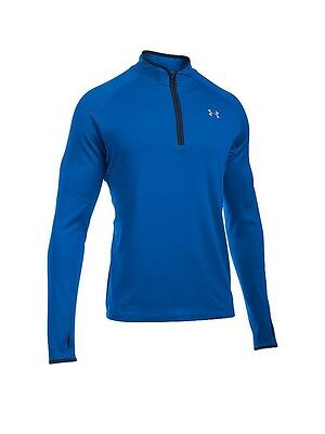 Under Armour 1/4 Zip Performance No Breaks Golf Running Top Size Large