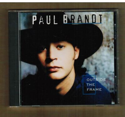 PAUL BRANDT Outside The Frame CD 1997 Canadian Country