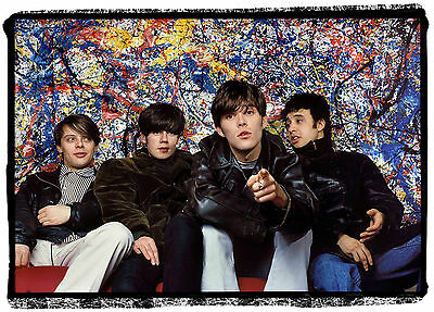 Stone Roses Poster (A) - Various Sizes + A Free Surprise A3 Poster