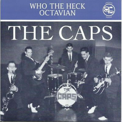 SG20605 - Caps - Who The Heck / Octavian