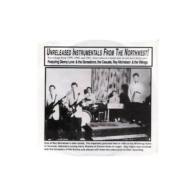45 - Various - Unreleased Instrumentals From The Northwest, Rock, Surf, Hear!