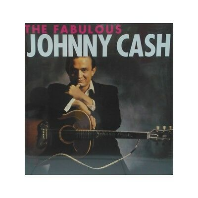 LP - Johnny Cash - The Fabulous Johnny Cash - Re, Country, Rockabilly!
