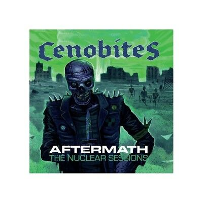 LP - Cenobites - Aftermath - The Nuclear Sessions - Psychobilly, Holland