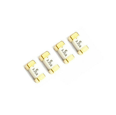 10Pcs Littelfuse Fast Acting SMD Fuse 1808 15A 65V NEW CK