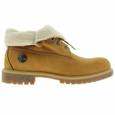 Timberland Icon Cordura Roll-Top Wheat Mens Boots
