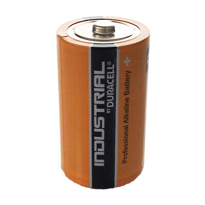 D Size Duracell Industrial Battery