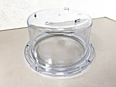 NEW Bentley 9-881-BC2 Electric Meter Cover Clear UV Polycarbonate