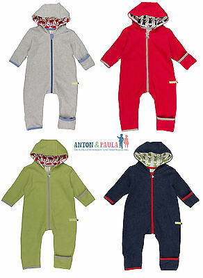 Fleece-Overall Loud and Proud Baby/Kinder 560 Biobaumwolle GOTS organic cotton +