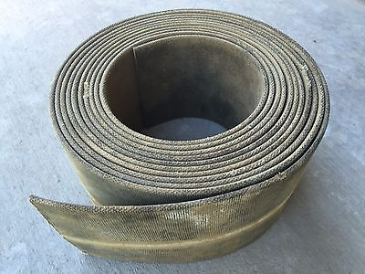 25 ft x 6 in wide x 5mm thick Clipper Lacer Belt Conveyor Belt