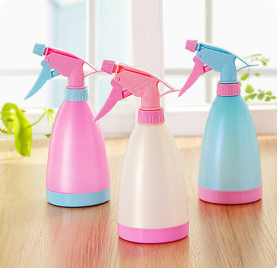 Micro Landscape Tools Fleshy Household Candy Colors Watering Spray Bottle Garden