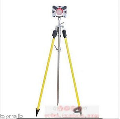 CLS12 Prism Pole Bipod with prism for Total Station
