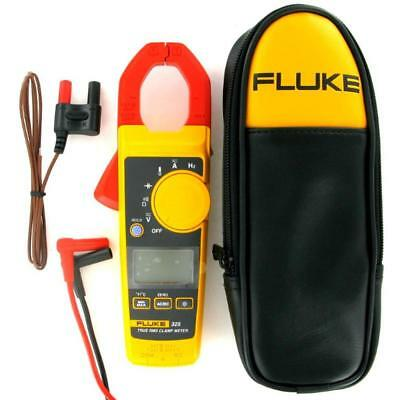 New Fluke 325 True-RMS Clamp Meter