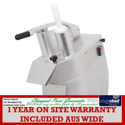 Fed Commercial Heavy Duty Vegetable Cutter Grater Shredder Shred 300Kg/h Vc55Mf