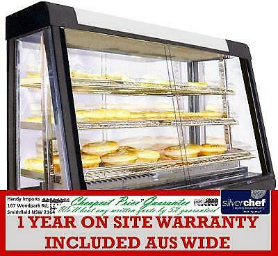 Fed Commercial Pie Warmer & Hot Food Display Unit Bench Top Warm Pw-Rt/660/tg